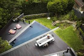 Tiered Backyard Landscaping Ideas 16 Inspirational Backyard Landscape Designs As Seen From Above