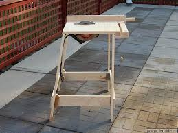 how make a table saw get more use from your circular saw with this portable table saw