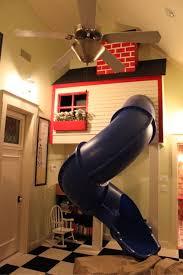 Amazing Bed Designs For Kids Slides Fireman Poles And Bunk - Slide bunk beds