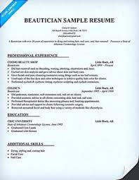 cosmetologist resume exles cosmetologist resume sles just out of school http www