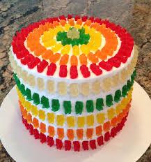 gummy birthday cakes google search birthday cakes pinterest