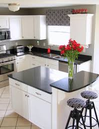 black and white kitchen ideas red and white kitchen ideas morespoons 52ed60a18d65