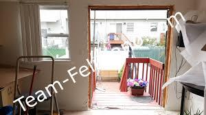 Patio Door With Blinds Between Glass by New Jeld Wen Blinds Between The Glass Wood Sliding Patio Door