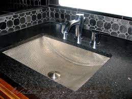 hammered nickel bathroom sink custom 10 hammered undermount bathroom sink decorating hammered