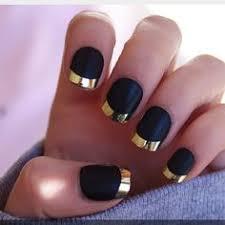 60 pretty matte nail designs matte nail polish matte nails and gold