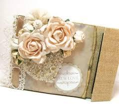 personalized wedding photo album wedding card mini album crafthubs