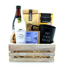 gourmet coffee gift baskets coffee basket gourmet hers gifts for guys corporate gift