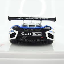 gulf racing truck tsm tsm154319 1 43 mclaren mp4 12c gt3 no 23 macau gt cup 2013 gulf ra