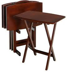 carter metal folding tray table black traditional tv folding tray tables sciatic