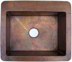 Copper Bar Sinks And Faucets Copper Sinks Copper Kitchen Sinks Copper Bathroom Sinks Copper Bar