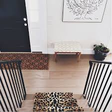 Leopard Runner Rug Cheetah Stair Runner Home Design Ideas And Pictures