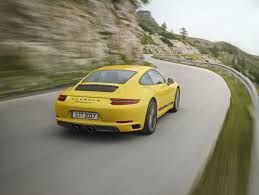 porsche carrera back seat the 2018 porsche 911 carrera t is the lightest new 911 you can buy