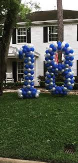 balloon delivery houston balloon delivery the best yard balloons in houston