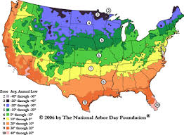 america climate zones map new usa hardiness zone map reflects warmer climate my climate