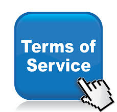 terms of use can i copy another website s terms of service general standards