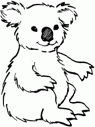 printable gymnastics coloring pages coloring pages animals cute baby panda coloring pages koala 1