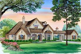 Cottage House Plans With Porte Cochere by English Country Style House Plans Plan 63 319