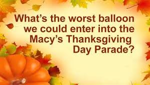 worst nascar style thanksgiving day parade balloons photo