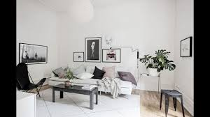scandinavian style tour apartment in stockholm youtube