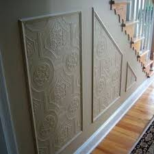 How To Make Wainscoting With Moulding Best 25 Faux Wainscoting Ideas On Pinterest Wainscott Paneling