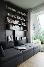 Bookshelf Behind Couch 189 Best Images On Pinterest Architecture Photography