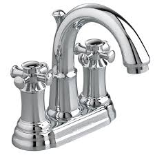 Cross Handle Bathroom Faucet by Portsmouth 2 Handle 4 Inch Centerset High Arc Bathroom Faucet With