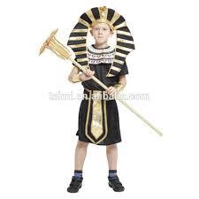 Egyptian Pharaoh Halloween Costume Halloween Costume Children Performing Cosplay Pharaoh Prince
