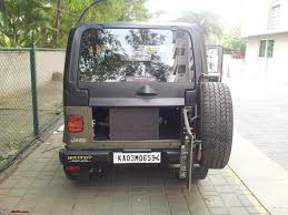 modified open thar call of the wild mahindra thar crde page 11 team bhp
