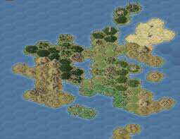 Fantasy World Map by A World Map I U0027ve Thrown Together In A New Map Making Tool I Found