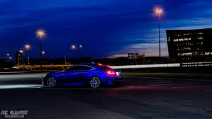 lexus rc ultrasonic blue a different view u2013 2015 lexus rc 350 f sport and friends victory