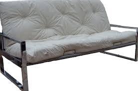 Metal Futon Sofa Bed Metal Frame Futon Sofa Bed 1025theparty