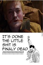 Joffrey Meme - joffrey is dead by mcpucabre meme center