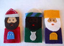 a song of sixpence nativity finger puppet set
