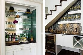 Built In Bar Cabinets Kitchen Mini Bar Ideas Nice Home Zone