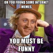 Memes Internet - know your meme bingo for teens at fairfield library march 1