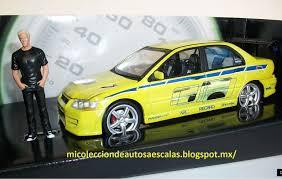 mitsubishi evolution 2002 mi colección de autos a escala f u0026f 2002 mitsubishi lancer