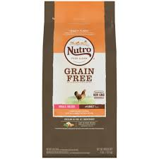 nutro grain free farm raised chicken lentils and sweet potato