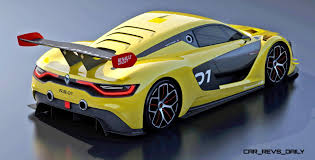 renault race cars renaultsport r s 01 racecar sets tone for sport trophy one make