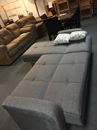 storage futon sectional u2013 overstock outlet