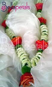 Flower Garland Indian Wedding Bellapetals Co Uk Funeral Garlands