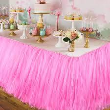 tulle table runner tulle table runner wedding blush pink diy bateshook