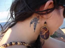 desi tattoo design gallery feather tattoo designs