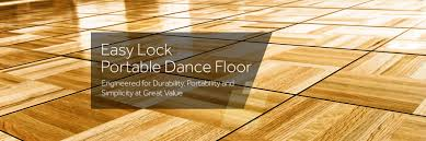 Easy Lock Laminate Flooring Gymnastics Floor Dance Studio Floor Temporary Dance Floor Easy