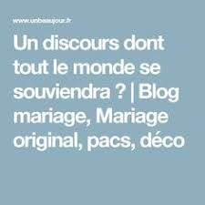 exemple discours mariage original exemple de phrases types pour discours de mariage mariage