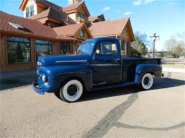 Ford Old Pickup Truck - 1951 ford f1 for sale on classiccars com 12 available