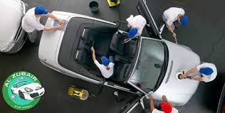 Deep Interior Car Cleaning Express Car Detailing Al Zubair Car Washing