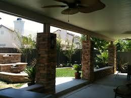 patio column lights design your columns sacramento patio covers