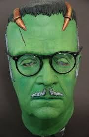 frankenstein mask frankenstein mask universal monsters frankenstein