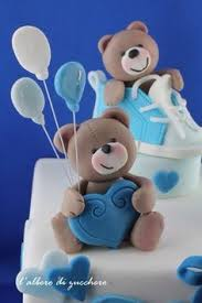 how to make a teddy bear baby shower cake topper virtual baby