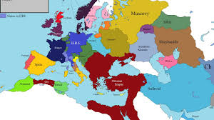 Map Of Europe And Asia by History Of Europe And North Africa Every Year Youtube